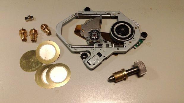 DIY Atomic Force Microscope