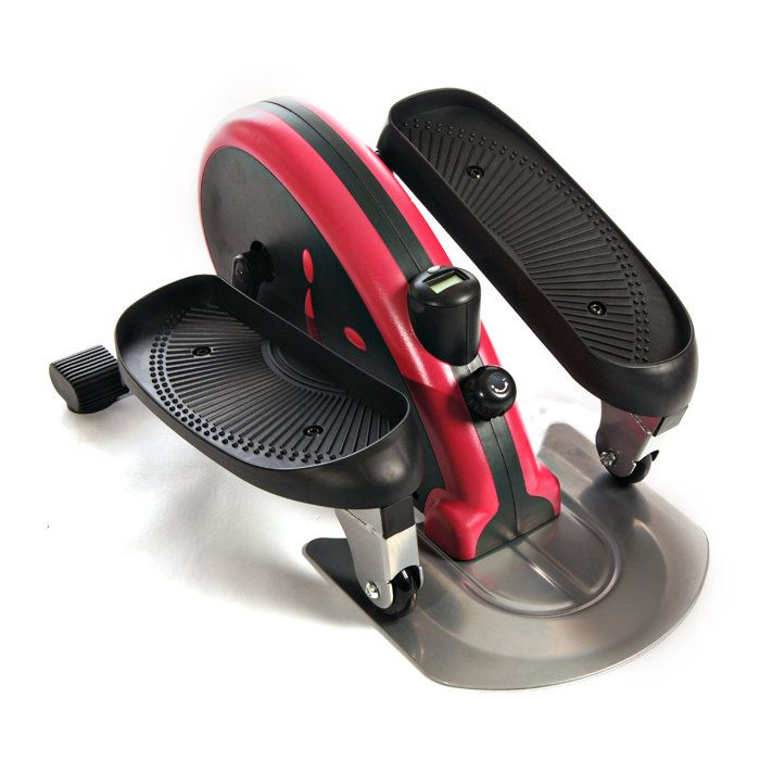 Home Exercise Equipment Small Space: Stamina Elliptical Trainer- Small Portable Exercise