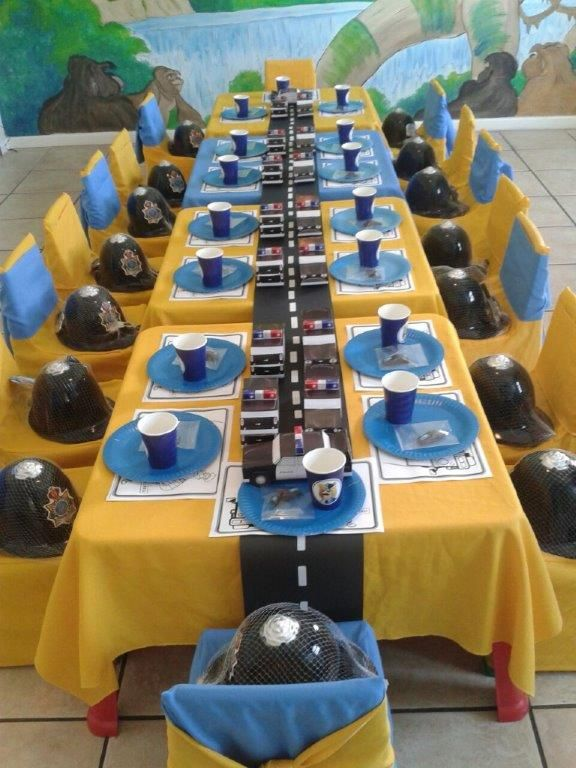 Best 25 Police Birthday Parties Ideas On Pinterest