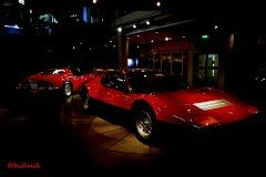 Ferrari Hellenic motor museum
