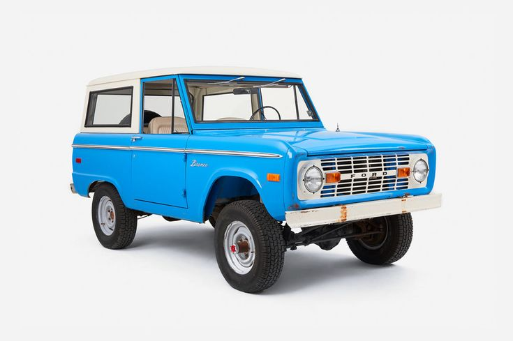 Pre-owned Early Model Ford Broncos | Classic Ford Broncos