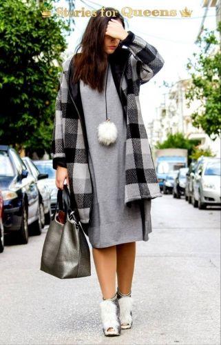 Πανωφόρι stories for queens one size, πιάνει εως xl  http://handmadecollectionqueens.com/ενδυματα/καπες/Γυναικειο-Πανωφορι  #fashion #cape #women #clothing #storiesforqueen