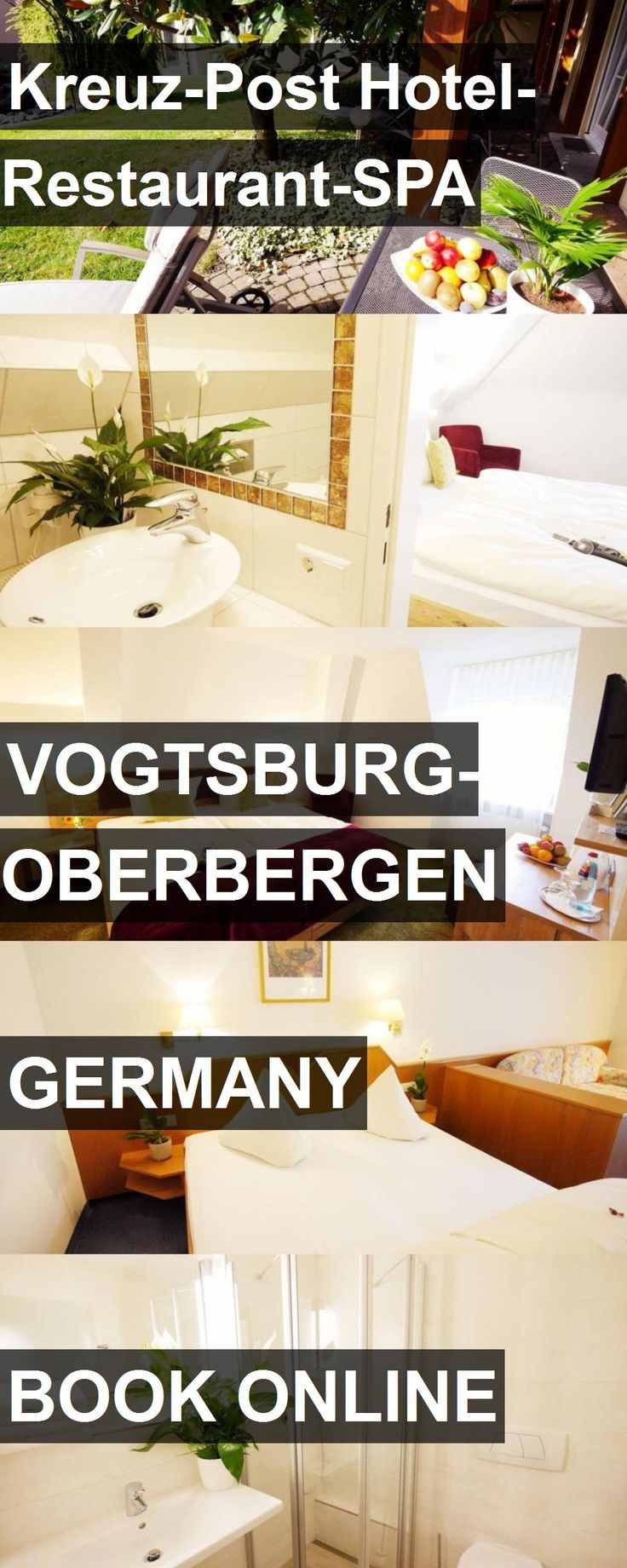Hotel Kreuz-Post Hotel-Restaurant-SPA in Vogtsburg-Oberbergen, Germany. For more information, photos, reviews and best prices please follow the link. #Germany #Vogtsburg-Oberbergen #Kreuz-PostHotel-Restaurant-SPA #hotel #travel #vacation