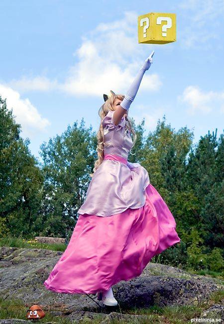 Princess Peach - done