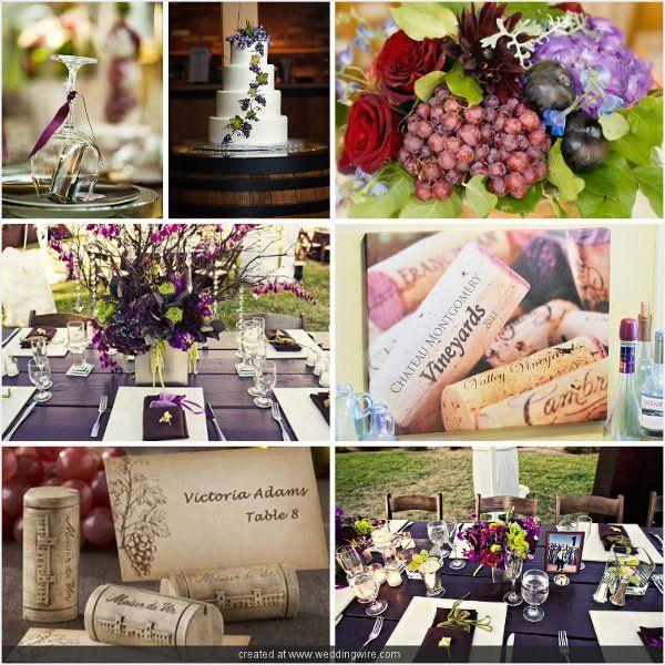 114 best Vinyard Theme images on Pinterest Wedding blog