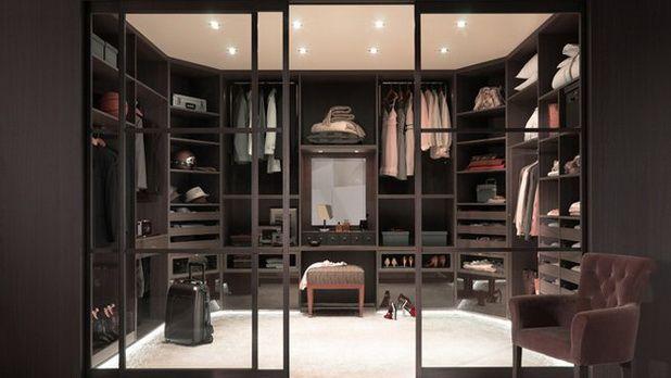 Dreamy Dressing Room Designs from Quadro