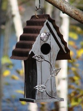 Pretty Birdhouse!