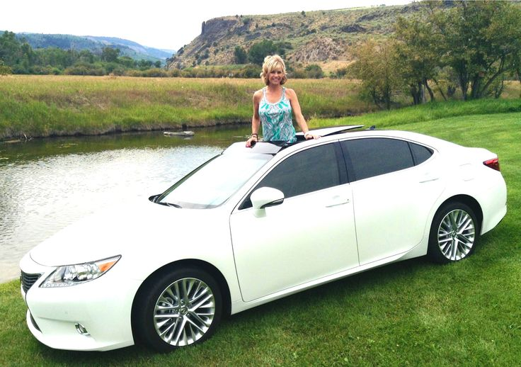 Congrats from #Nerium for earning your #Lexus bonus, Amy!