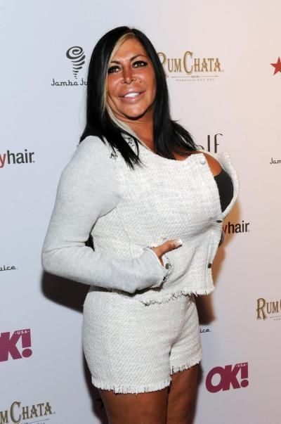 Angela (Big Ang) Raiola 'Mob Wives' star fighting for life
