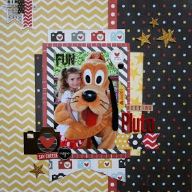 All About Scrapbooks Australia: Kaisercraft Chase Rainbows by Fiona Johnstone