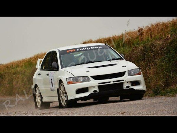 Rally Cars For Sale >> Mitsubishi Evo 9 For Hire For Sale In Waterford On Rally Cars