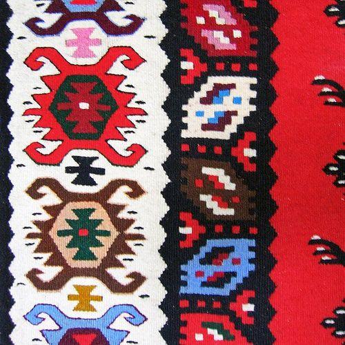 Pattern Pirot kilim, Pirotski cilim, Пиротски ћилим