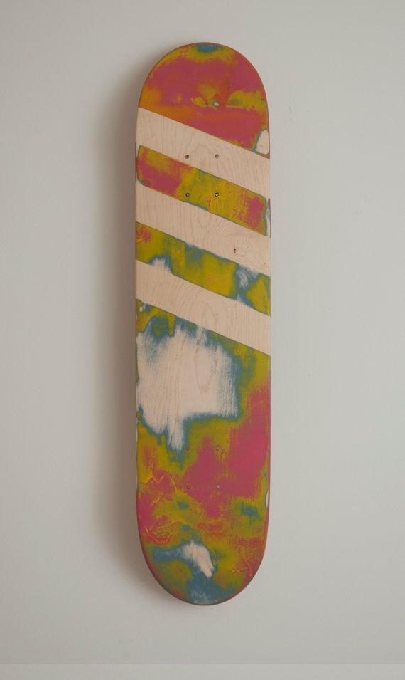 50 best ideas about skateboard art on pinterest octopus for Best paint for skateboard decks