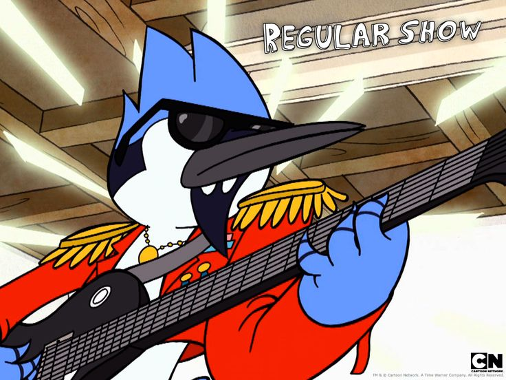 I love Regular Show, particularly this episode!