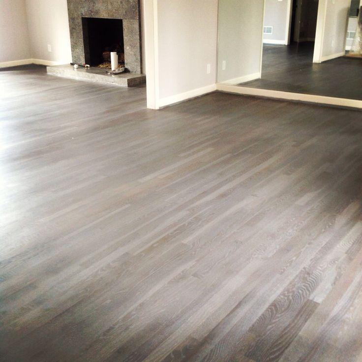 Fumed oak floors Dunwoody, GA project finishes Pinterest