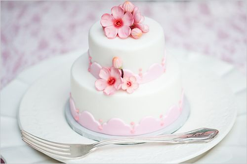 personal cake