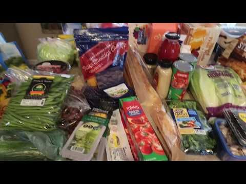 New Lidl Grocery Haul    Love this new store!! - YouTube