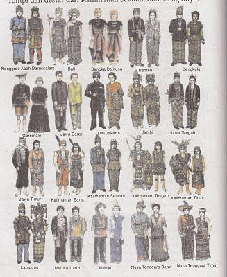 Baju Daerah Jawa Barat