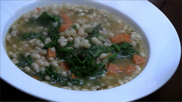 soup cannellini and kale soup recipe martha stewart cannellini bean ...
