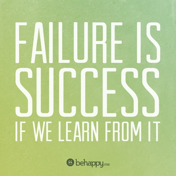 Inspirational Quotes About Failure: 49 Best Failures, Accidents, And Surprises ☠ Images On