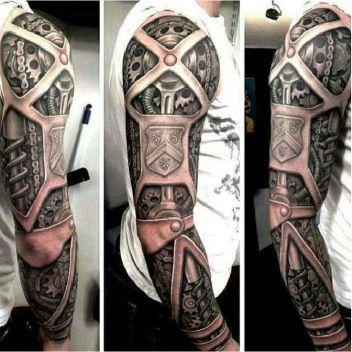 full sleeve tattoos 45