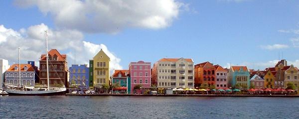 Honeymoon to Curacao!