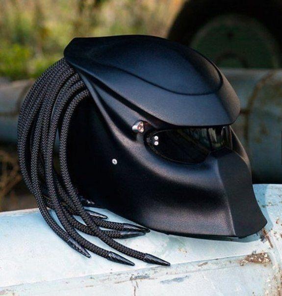 Predator Helmet 'Motorcycle helmet'