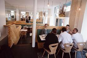 Le Caillebotte : Restaurant Bistrots - Brasseries - Auberges sur 75009 Paris - intérieur