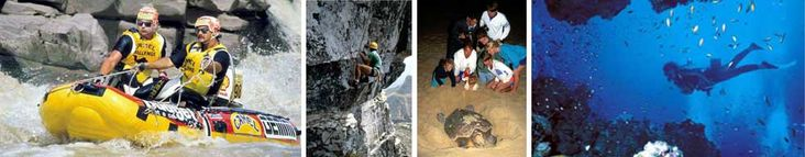 South Africa Adventure Activities: Extreme Sports to Family Adventures