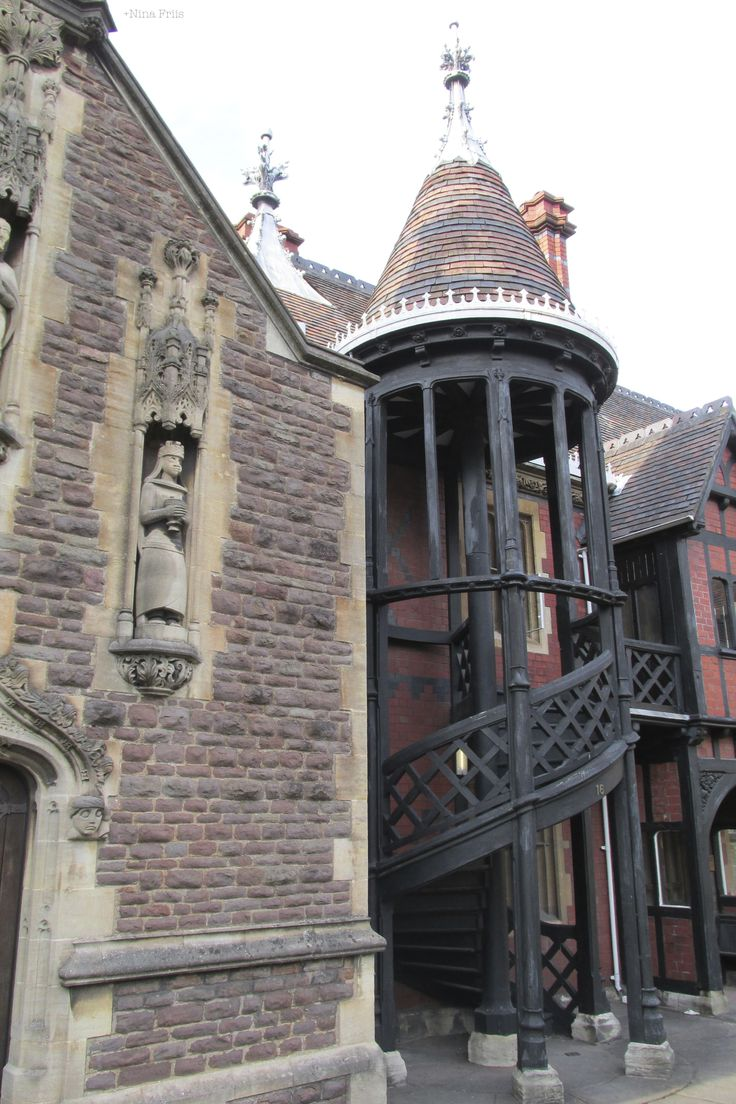 Bristol, England... Almshouses