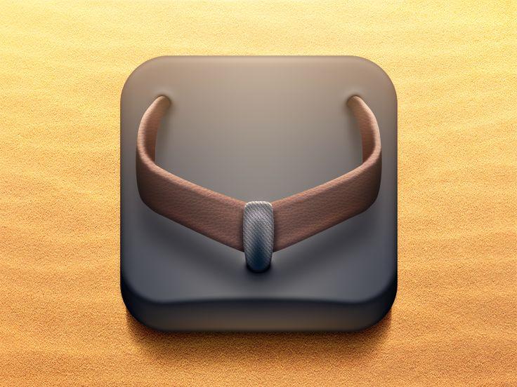 Sandal iOS Icon