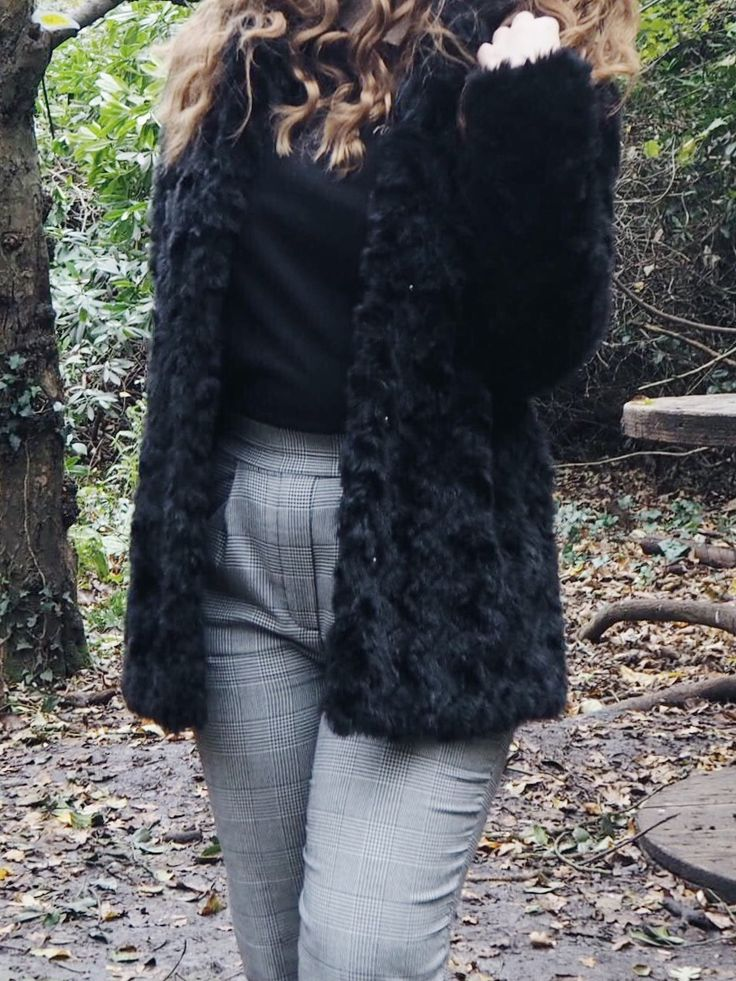 #check trousers #coat #fashion #faux fur #new look #primark #trousers #warmth #winter #winter coat