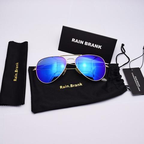 UV400 Glass Lens Alloy Frame Aviator/Pilot Sunglasses For Men & Women