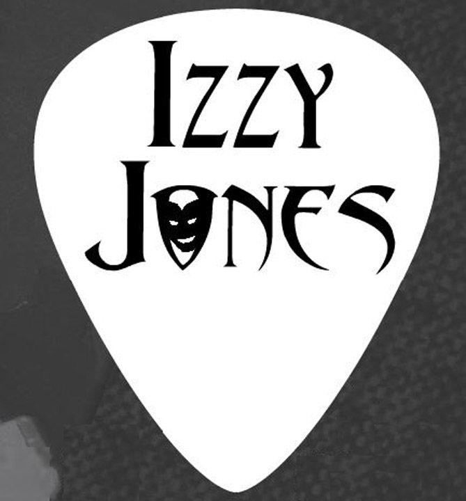 Izzy Jones Band, Custom Logo
