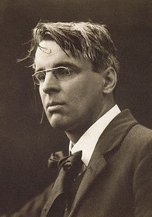 "W.B. Yeats (Irish!): ""Education is not the filling of a pail, but the lighting of a fire."""
