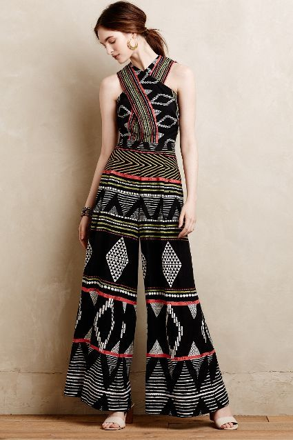 Cutest jumpsuit ever!  Amapa Jumpsuit | Anthropologie $158