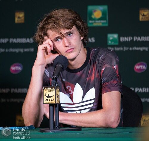 "Alexander ""Sascha"" Zverev | ATP | Ranked 41"