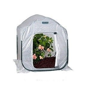 Butterfly Farm Pop-Up Self Erecting Portable Plant / Seed House / Butterfly Habitat,42X 36 X 36   GH 130