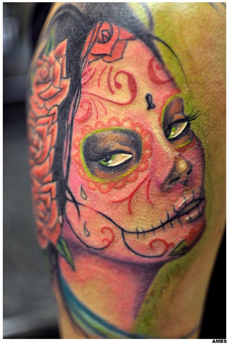 Tattoo Portrait Kind