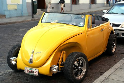 Custom Bug in Oaxaca | Flickr - Photo Sharing!