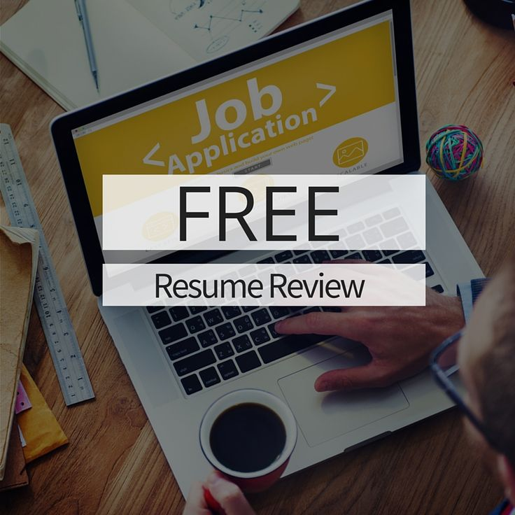 A resume is about selling yourself, standing out \ creating a - free resume review