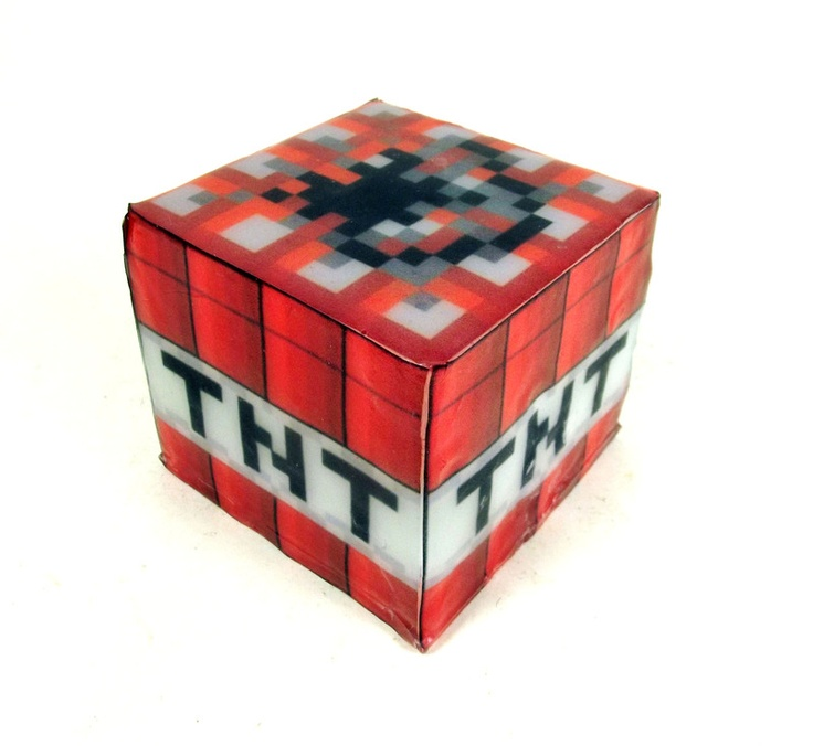 выполнение кубик из майнкрафта картинка статья создана