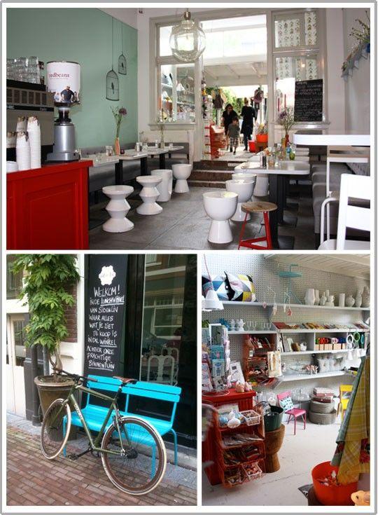 Sid & Liv    Van Welderenstraat 95    6511 ME Nijmegen       Lunchroom annex winkel