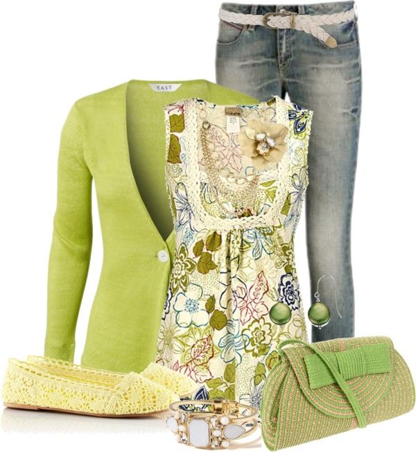 17 Cute Polyvore Combination For Perfect Easter Outfits 2014 - Be Modish - Be Modish