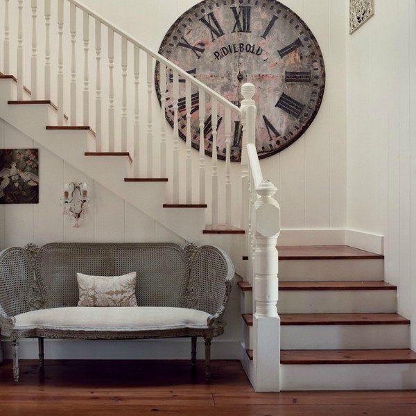 Die besten 25+ Große wanduhren Ideen auf Pinterest Wanduhren - wanduhren modern wohnzimmer