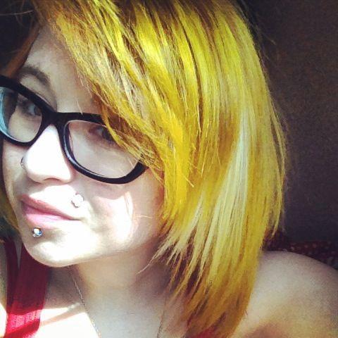 Yellow Hairs.