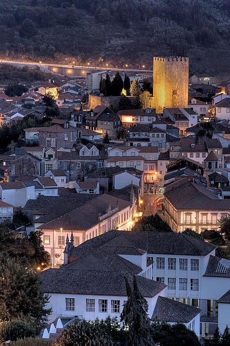 Old Lamego, Portugal Welcome to Lamego - Travel to Portugal - Great Country