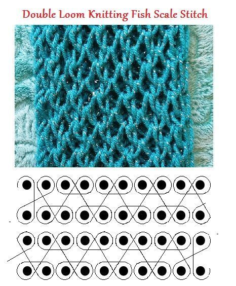 1207 best images about Loom knitting - crochet - knitting - locker hooking on...