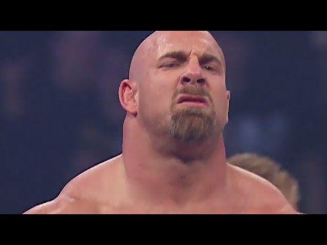 Goldberg, Shawn Michaels & Rob Van Dam vs. Batista, Randy Orton & Kane: Raw, Dec. 1, 2003 #goldberg #shawn #michaels #batista #randy #orton