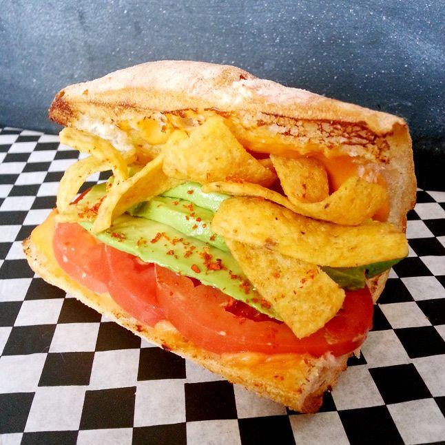 Sandwich recipes - Au Cheval Bologna recipe in this article